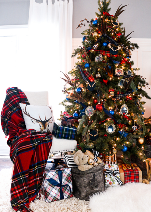 All Is Bright 7 Fabulous Christmas Trees To Inspire Dragas