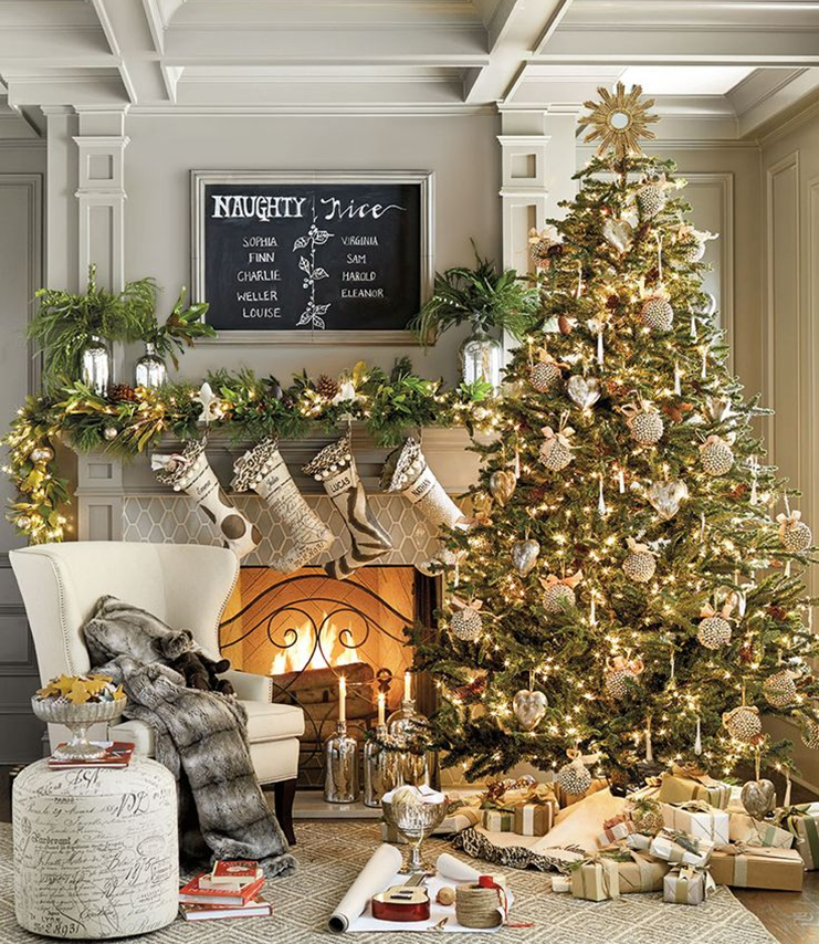 All is Bright! 7 Fabulous Christmas Trees to Inspire ...
